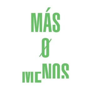 """Exposición colectiva de arte. """"Más omenos""""."""