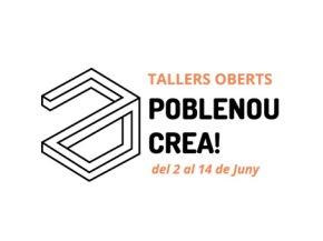 Tallers Oberts. Poblenou Crea!2015.